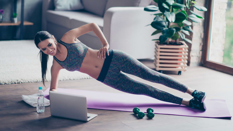 How to work out at home during the coronavirus outbreak