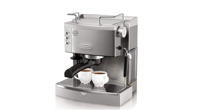 Gifts for new parents 2019: DeLonghi Espresso Machine