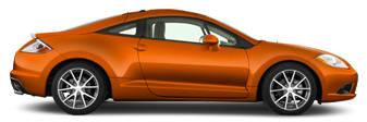 Product Image - 2012 Mitsubishi Eclipse GS