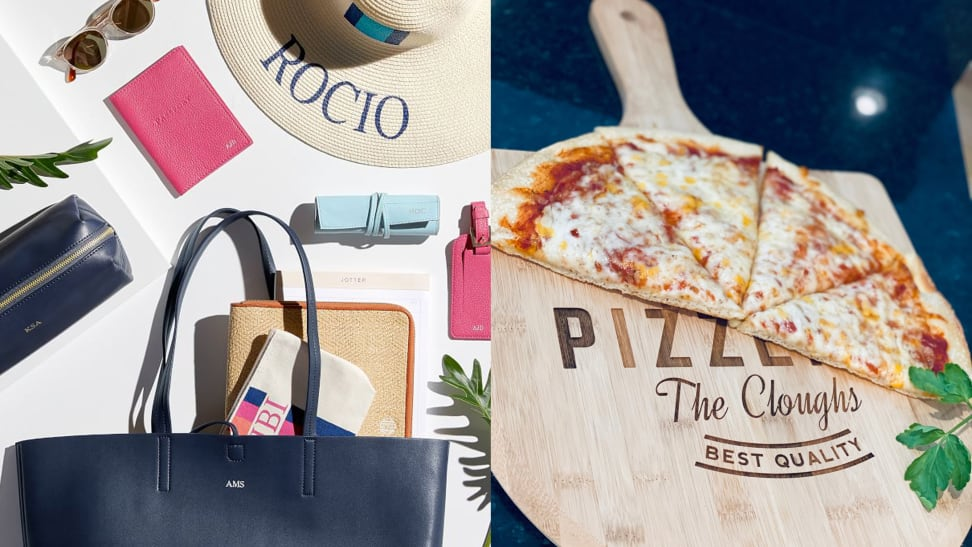20 incredible personalized wedding gifts for the couple