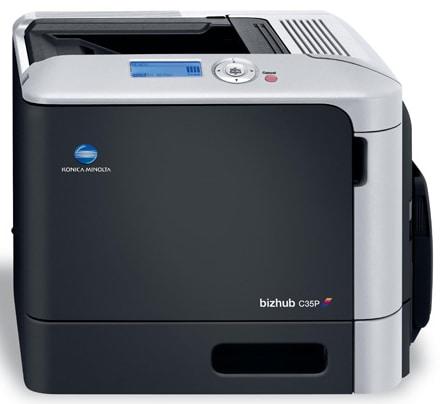 Product Image - Konica Minolta  bizhub C35P