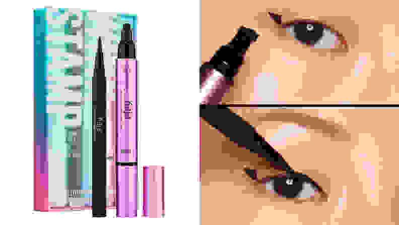 Kaja Wink Stamp Wing Eyeliner Stamp and Pen