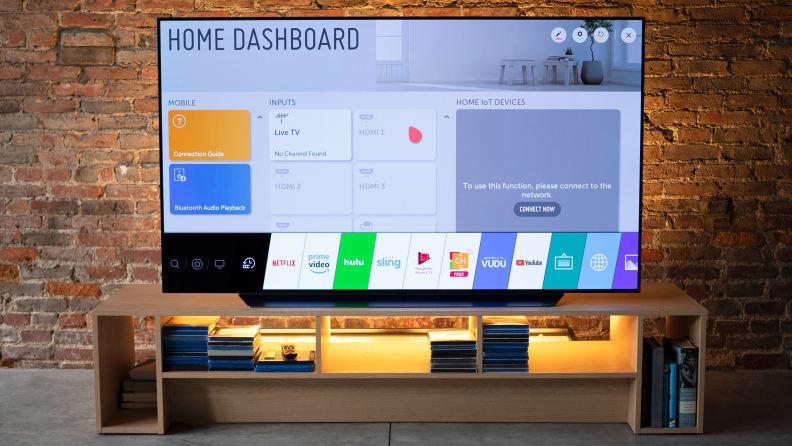 LG C9 (OLED55C9PUA, OLED65C9PUA, OLED77C9PUA) OLED TV Review