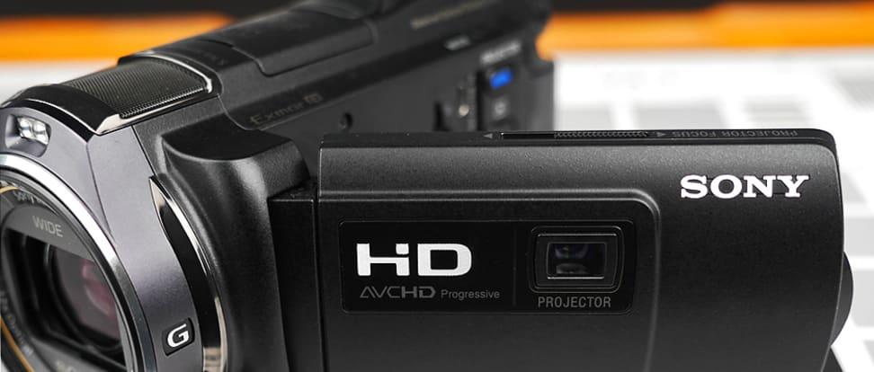 Product Image - Sony Handycam HDR-PJ650V