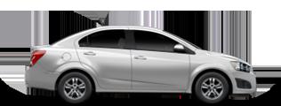 Product Image - 2012 Chevrolet Sonic Sedan LT Automatic