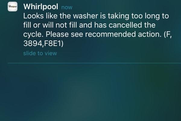 Whirlpool App