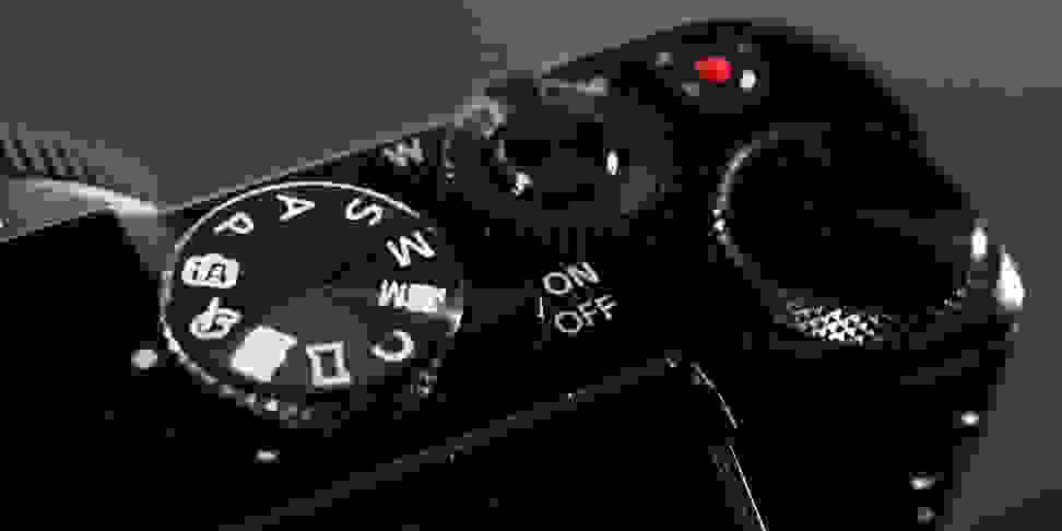 Panasonic Lumix LX10 top controls
