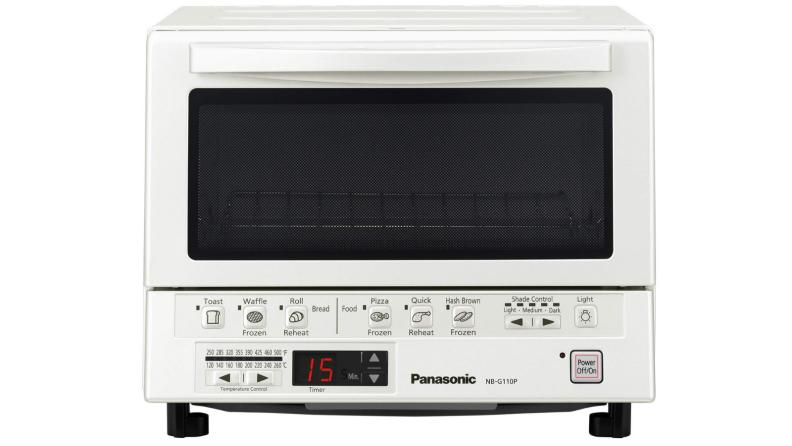 Panasonic Flash Xpress Toaster