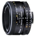 Nikon af nikkor 50mm f:1.8d