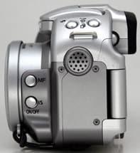 Canon Powershot S1 IS Left1