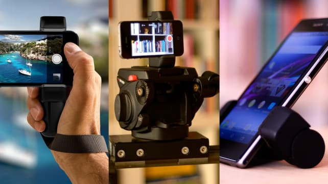Shoulderpod S1 Professional Phone Camera Rig