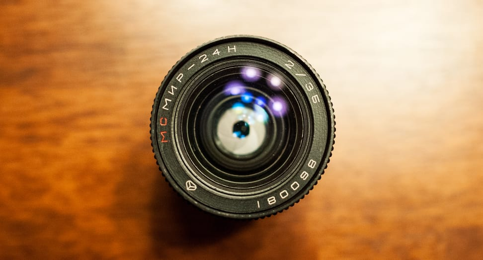 Product Photography Lenses