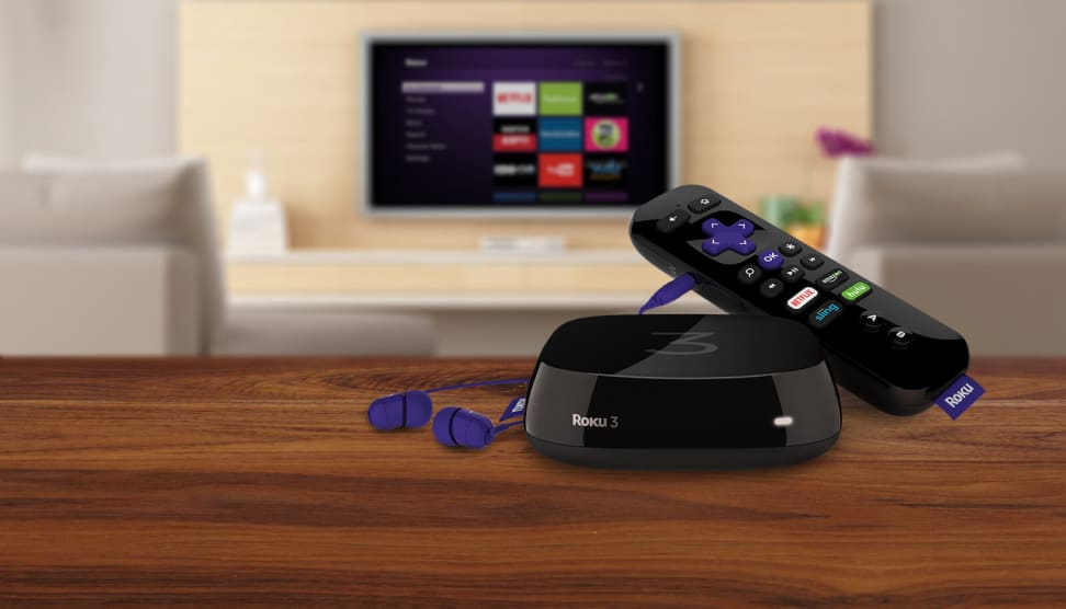 The Roku 3 is down to less than $85 with this deal on Amazon.com