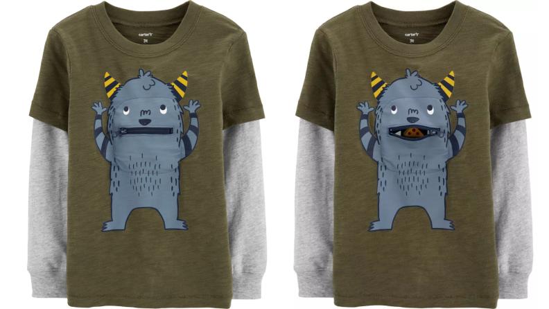 T-shirt Monster