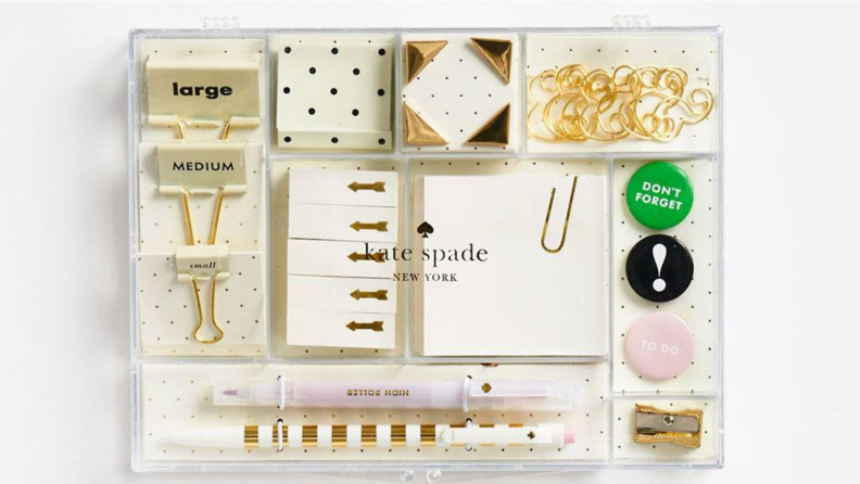Paper Source Kate Spade office supplies