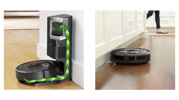 Best luxury gifts 2019: Roomba i7+ Robot Vacuum