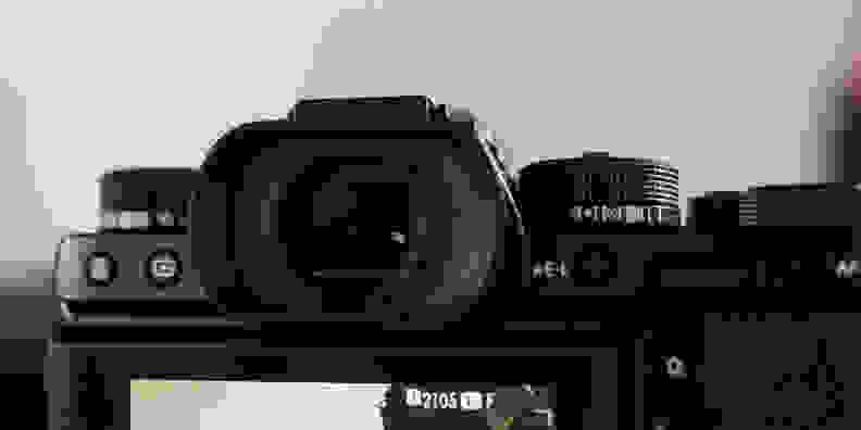 Fujifilm X-T2 EVF