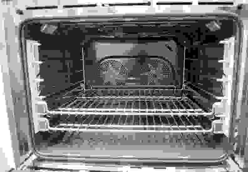 Miele HR1924DF oven cavity