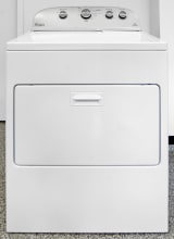 Whirlpool WED4915EW Front