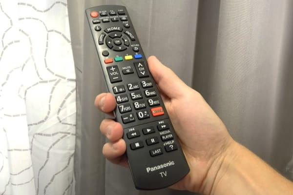 TC-55AS680U remote control