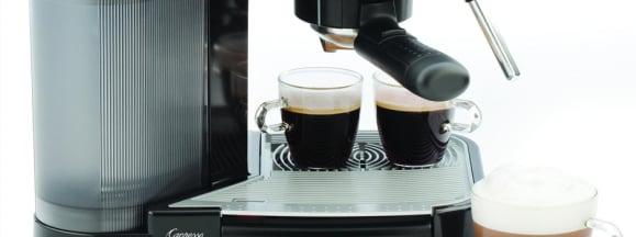 Capresso cafe hero