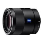 Sony sonnar t%2a fe 55mm f:1.8 za full frame e mount prime lens