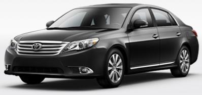 Product Image - 2012 Toyota Avalon Limited