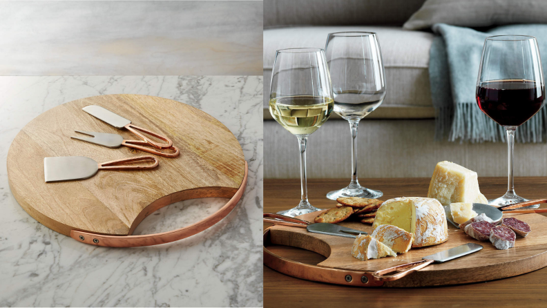 Best wedding gifts: Cheese board