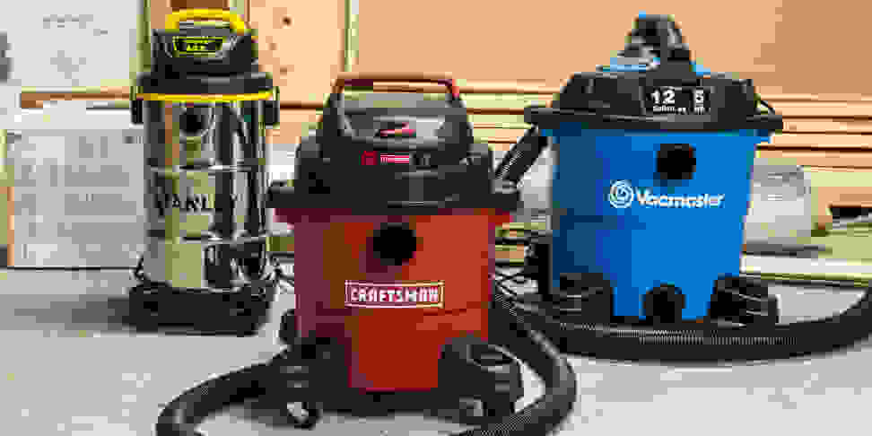 Come hell and high water, a wet-dry vac just needs to work.