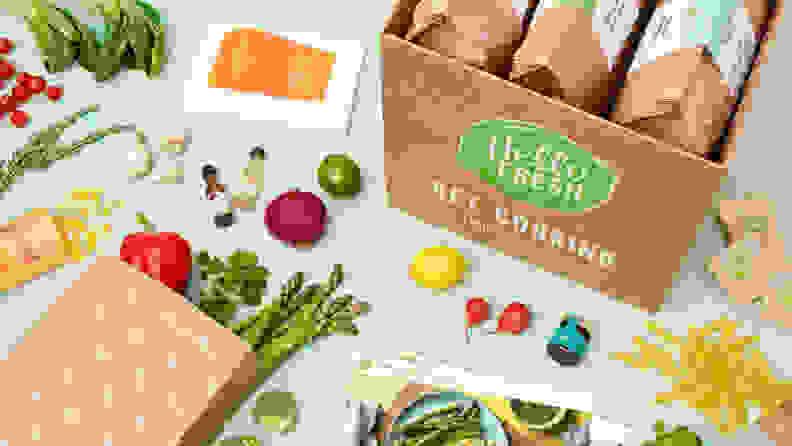 HelloFresh packaging 1