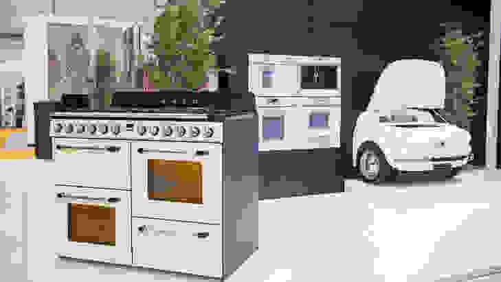 Smeg appliances