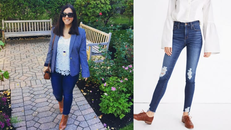4c7e7e43e54 I hated wearing pants—until I started wearing these jeans from Madewell - Reviewed  Laundry