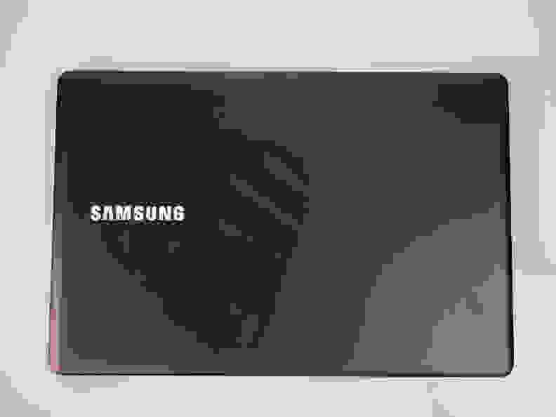 Samsung Ativ Book 9 Pro Fingerprints