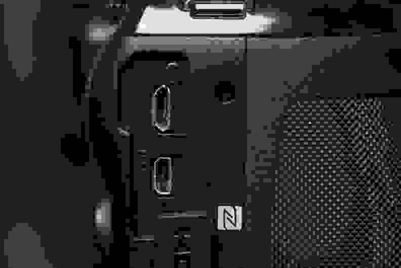 A photograph of the Nikon Coolpix P610.