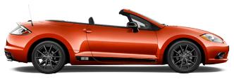 Product Image - 2012 Mitsubishi Eclipse Spyder SE