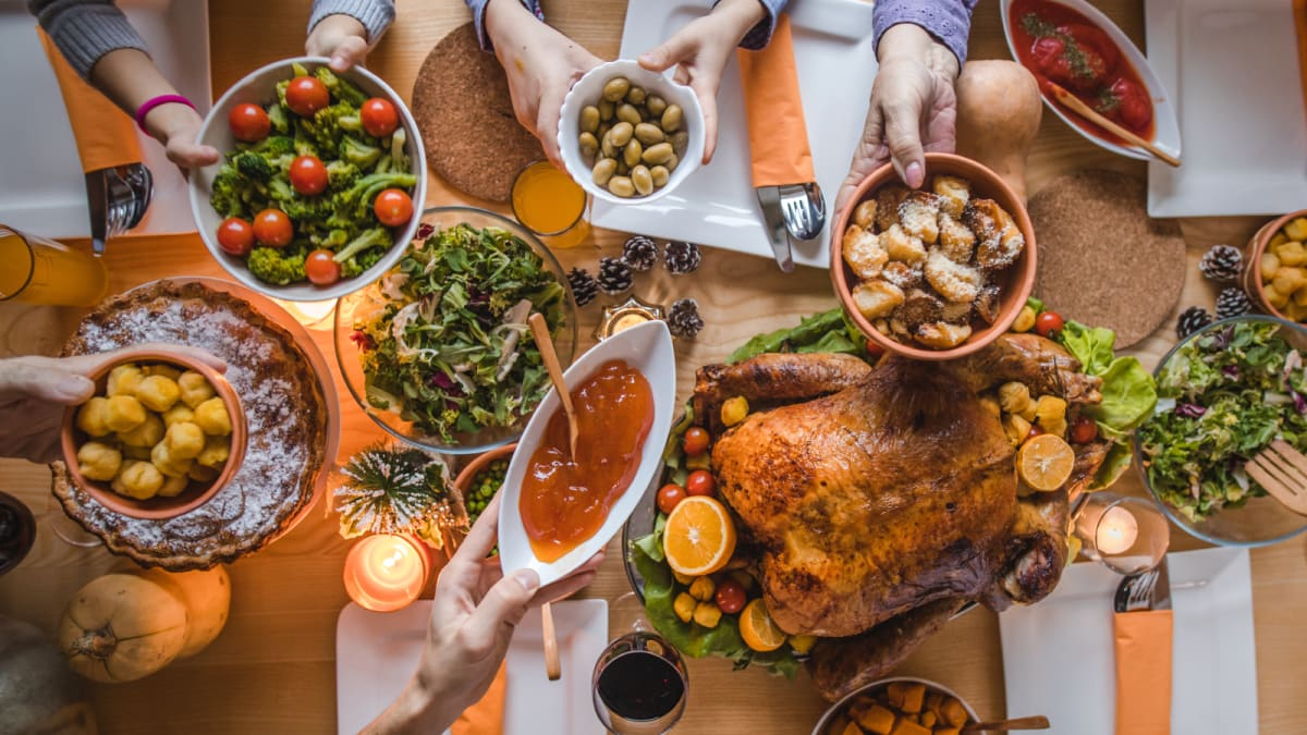 Here's the most popular Thanksgiving dish in every state
