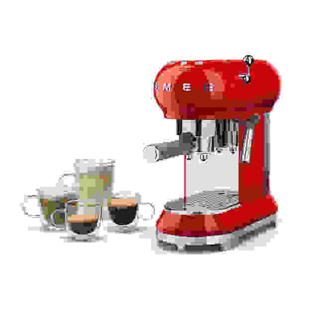 SMEG Espresso Maker