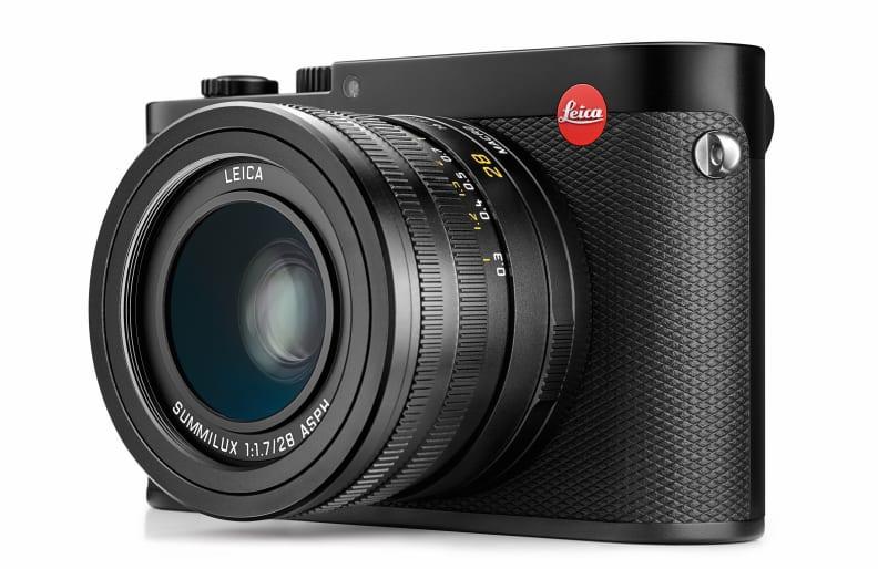 Leica Q Lens