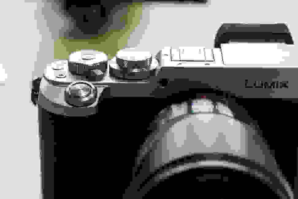 Panasonic GX8 Front