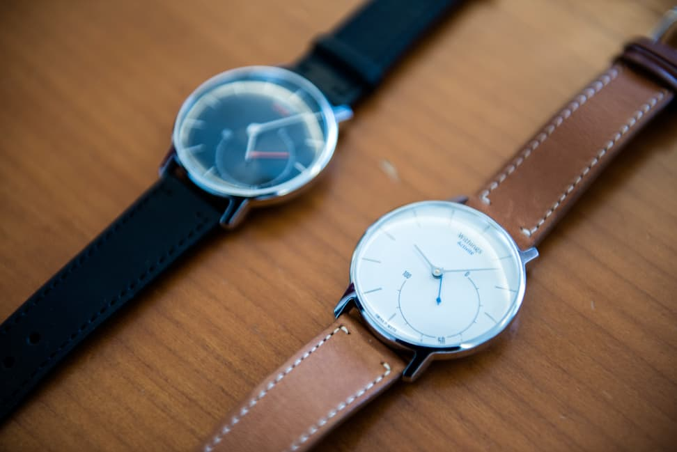 Withings Leans on Design With Activité Watch and Smart ...