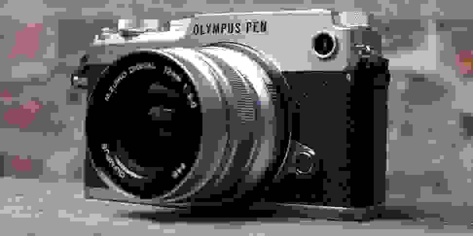 Product Image - Olympus PEN-F