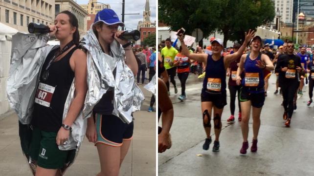 Marathon _runners