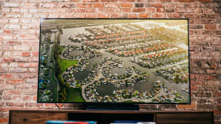 The 8K TCL 6-Series displaying HDR content in a living room setting