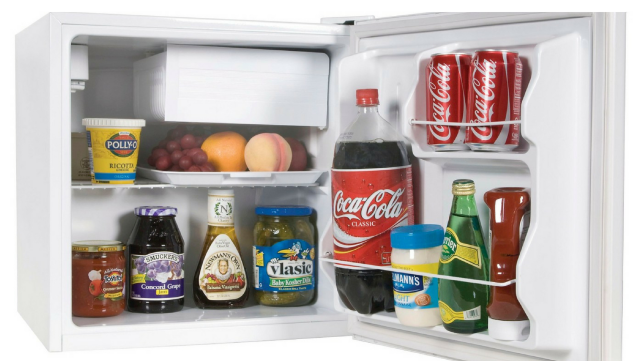 Haier-mini-fridge