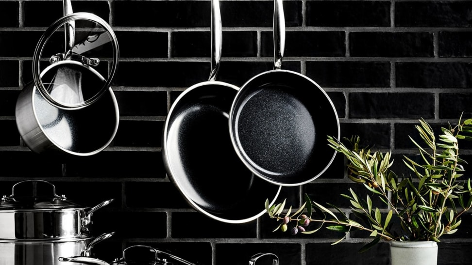 The GreenPan Premiere is chef Bobby Flay's favorite nonstick pan.