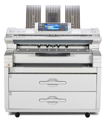 Product Image - Ricoh  Aficio MP W5100
