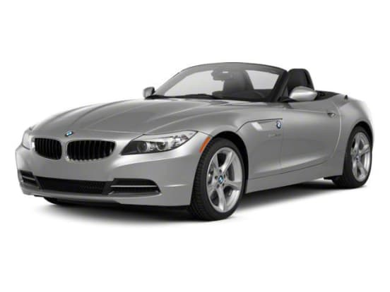 Product Image - 2013 BMW Z4 sDrive35is