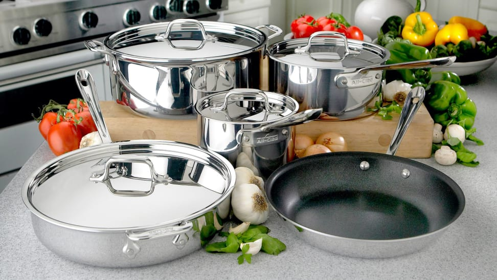 All-Clad cookware is having an incredible spring sale right now