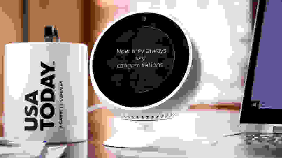 Echo Spot Music Lyrics