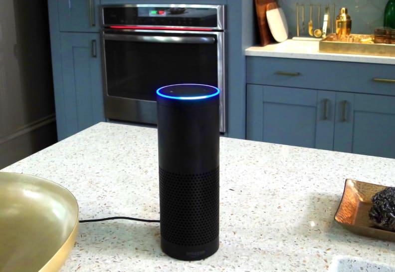 GE Alexa Kitchen